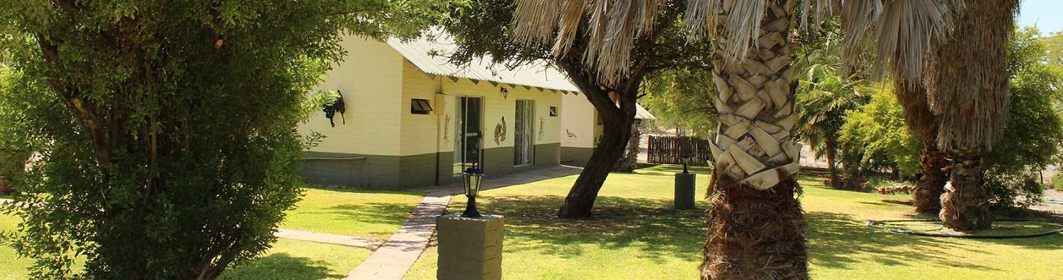 Rooms at the farm - Best time to visit Namibia - Namibia weather - Vreugde Guest Farm